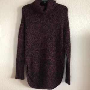 NWT. Treasure & bond turtle neck sweater.